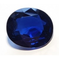 Sapphire Oval: 11.27ct