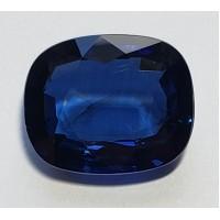 Sapphire-Cushion No-Heat: 18.62ct