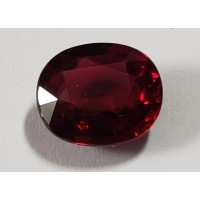 Ruby Oval: 3.07ct