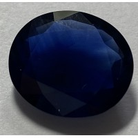 Sapphire Oval: 15.16ct