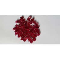 Ruby-Oval: 2ct Mix Size