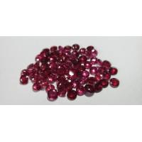 Ruby Round: 5mm - 6mm
