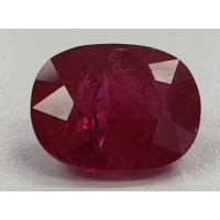Ruby Oval: 9.08ct