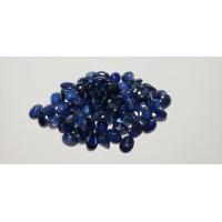Sapphire Oval: 8mm x 6mm
